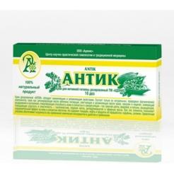 Крем АНТИК для интимной гигиены дозированный 10 доз (Адонис)
